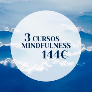 3 cursos de mindfulness
