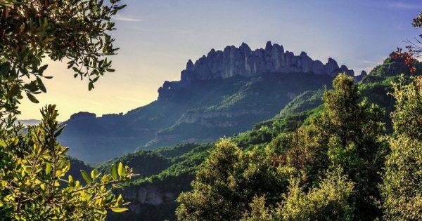 Montañas para meditar
