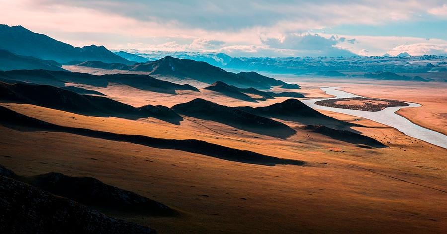 Montañas para mindfulness